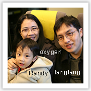 關於我們langlang,oxygen and Randy